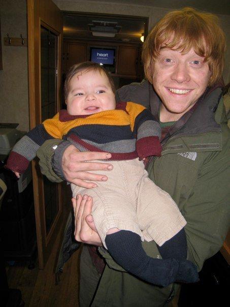 Rupert grint..sooooo cuteeeeeeee