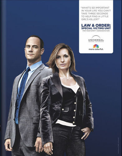 SVU Emmy 2010 nominations
