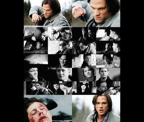 Wincest wallpaper entitled Sam & Dean