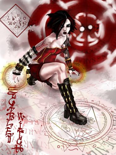 Scarlet Witch: X-men Evolution