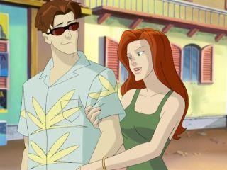 Scott and Jean