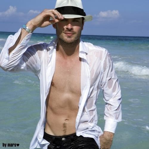 Sexy Ian :)