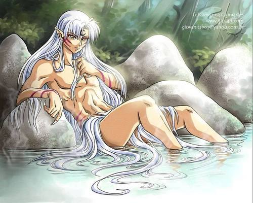 Sexy Sesshomaru - sesshomaru Fan Art