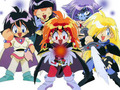 Slayers chibies - anime-slayers photo
