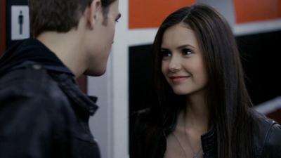 Stefan & Elena wallpaper called Stelena 1x01 Pilot