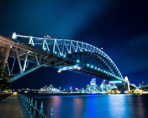 Sydney - Harbour Bridge - australia Wallpaper