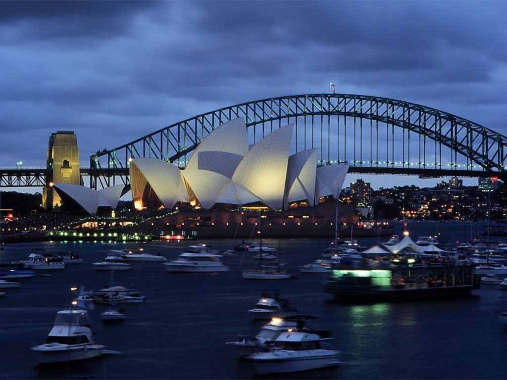 Sydney - Australia Wallpaper (13984226) - Fanpop