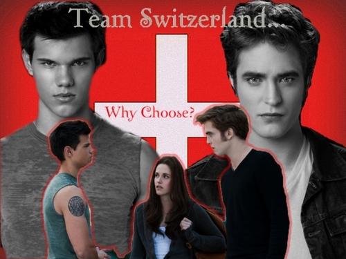 Team Switzerland! Why Choose?