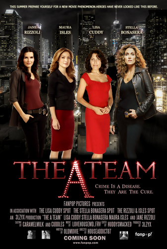 The A Team - dr-lisa-cuddy Fan Art