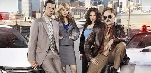 The Good Guys cast