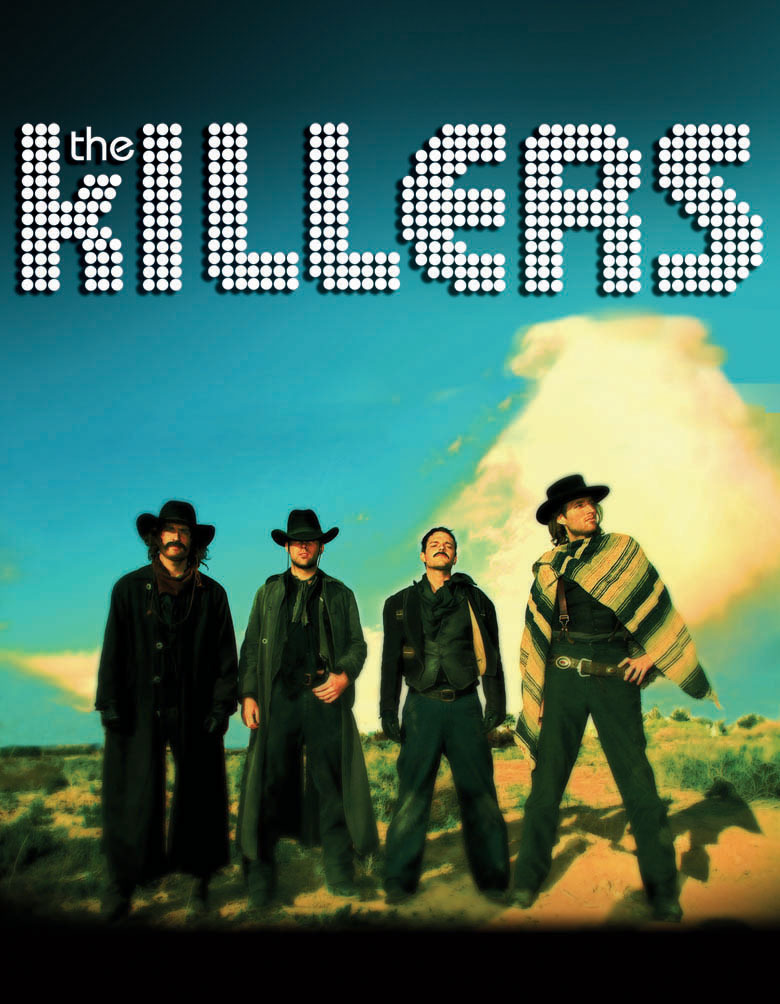 The Killers D  Music Photo (13985597)  Fanpop