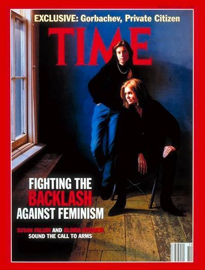 Time Magazine - Fighting The Backlash Against Femimism