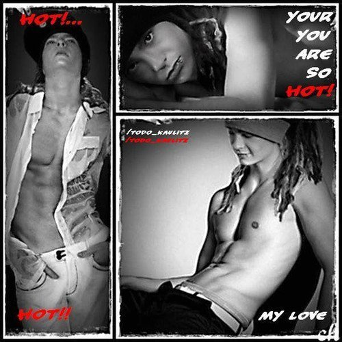Tom Kaulitz 壁纸 titled Tom Sexy!!!