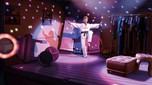Toy Story 3- Karate Ken