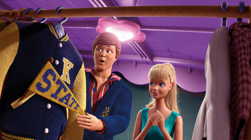 Toy Story 3 - Ken's Closet Party