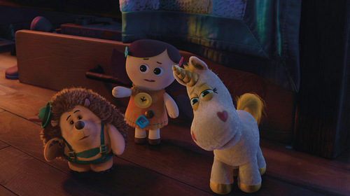 Toy Story 3: Pricklepants, Dolly, & Buttercup