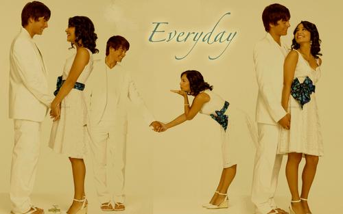 Troy&Gabriella/Zac&Vanessa