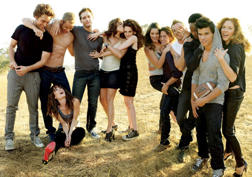 Twilight Cast!!