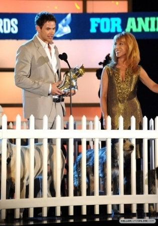 VH1 Do Something Awards 2010 – Inside – 19 July 2010