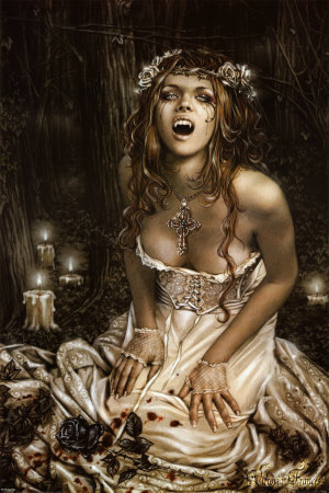 Vampir3 girl x
