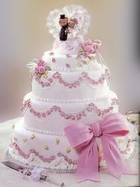 Wedding Cake <3