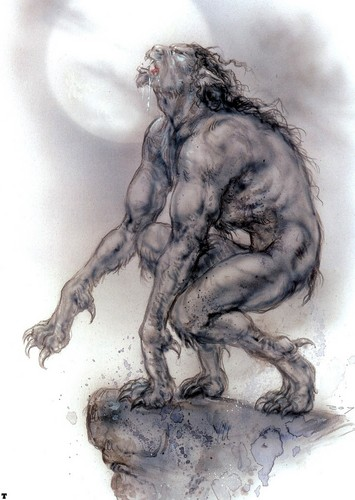 Werewolves by Luis Royo - werewolves Photo