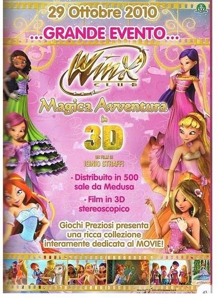 Winx Club movie II