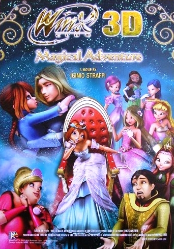 Winx Club movie II