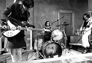 Women Who Rock - Sleater-Kinney