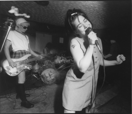 Women Who Rock - Bikini Kill