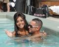 behind the scenes of miami photoshoot