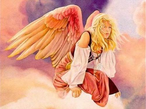 fantastic 天使 壁纸