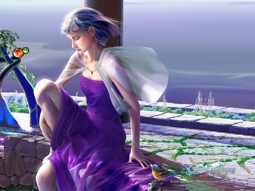 fantastic Angel hình nền