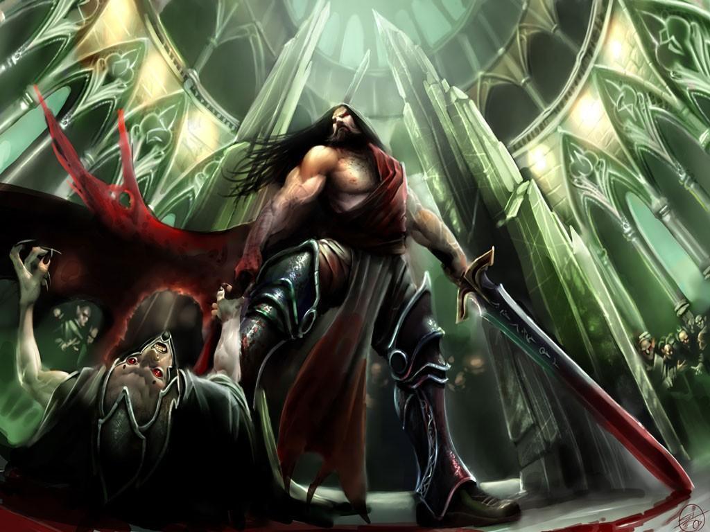 Fantasy fantasy world