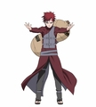 gaara love for him