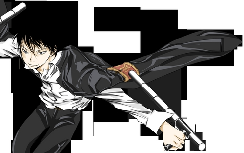 Hibari Kyoya wallpaper entitled hibari