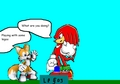 legos - knuckles-the-echidna photo