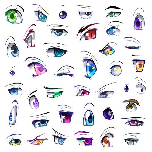 マンガ eyes