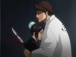 momo and aizen