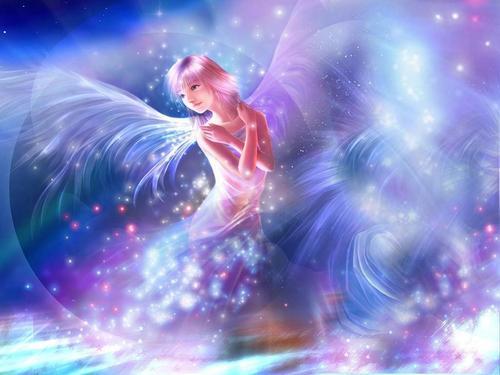 pretty fairy mga wolpeyper