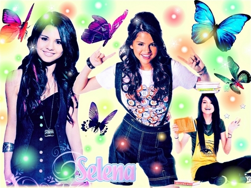 selena gomez wallpaper<3