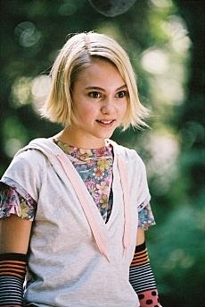 --Adorable AnnaSophia--