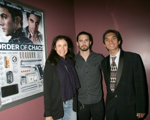 """""""Order Of Chaos"""" Los Angeles Premiere 02-12-10"""