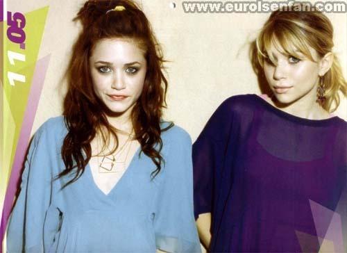 Mary kate and ashley olsen 2005