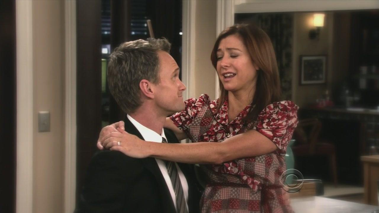 Лили в 4 сезоне как я встретил вашу маму беременна 978