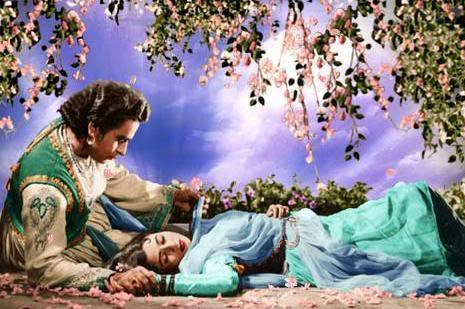 Madhubala wallpaper entitled Anarkali & Salim