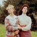 Anne and Diana - anne-of-green-gables icon