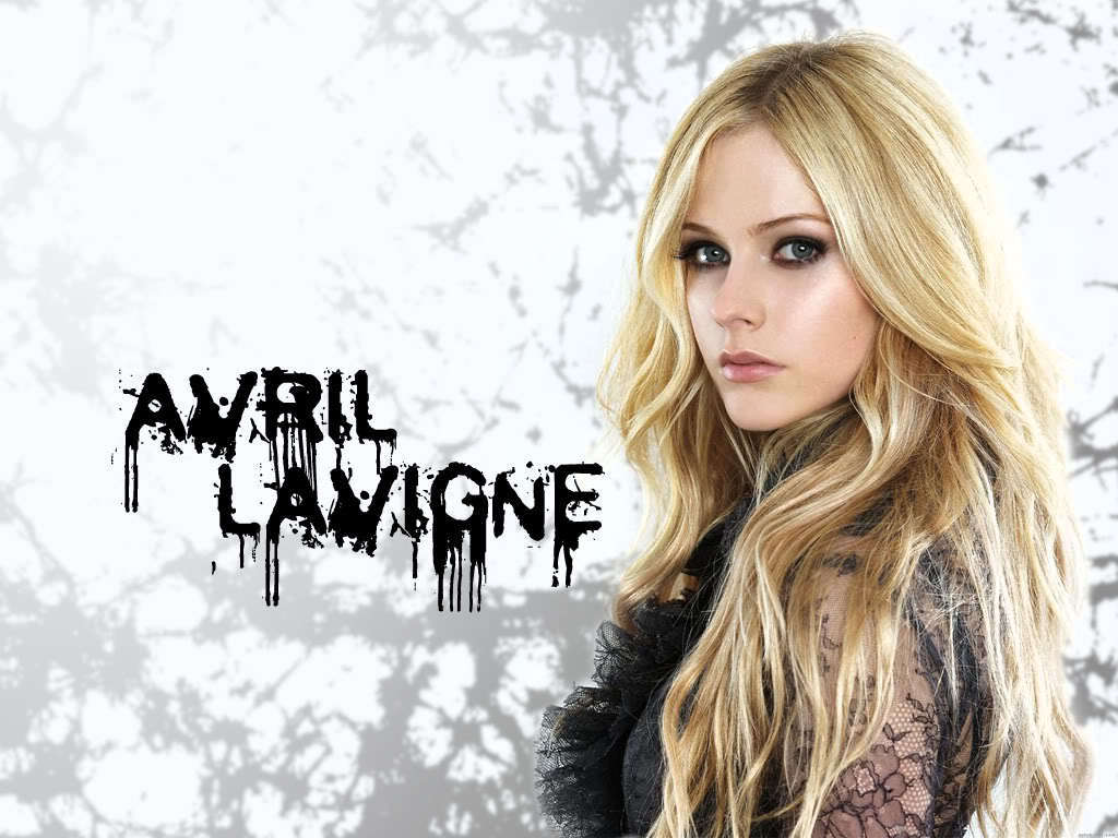 Avril Lavigne - Wallpaper Gallery