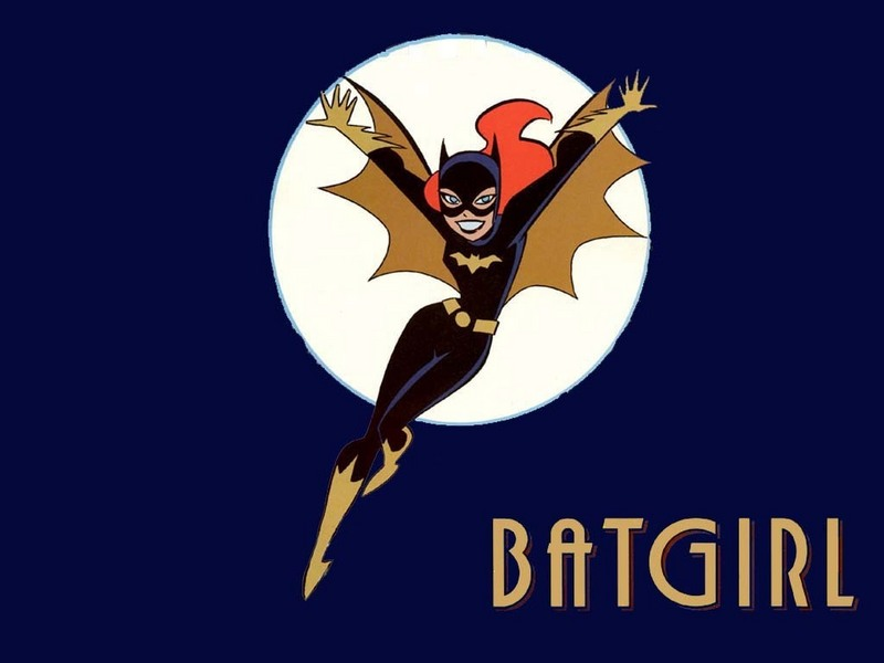 batgirl wallpaper. Batgirl/Oracle Wallpaper