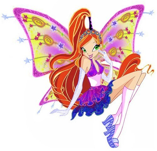 Beautifully Created Characters Based on the Winx